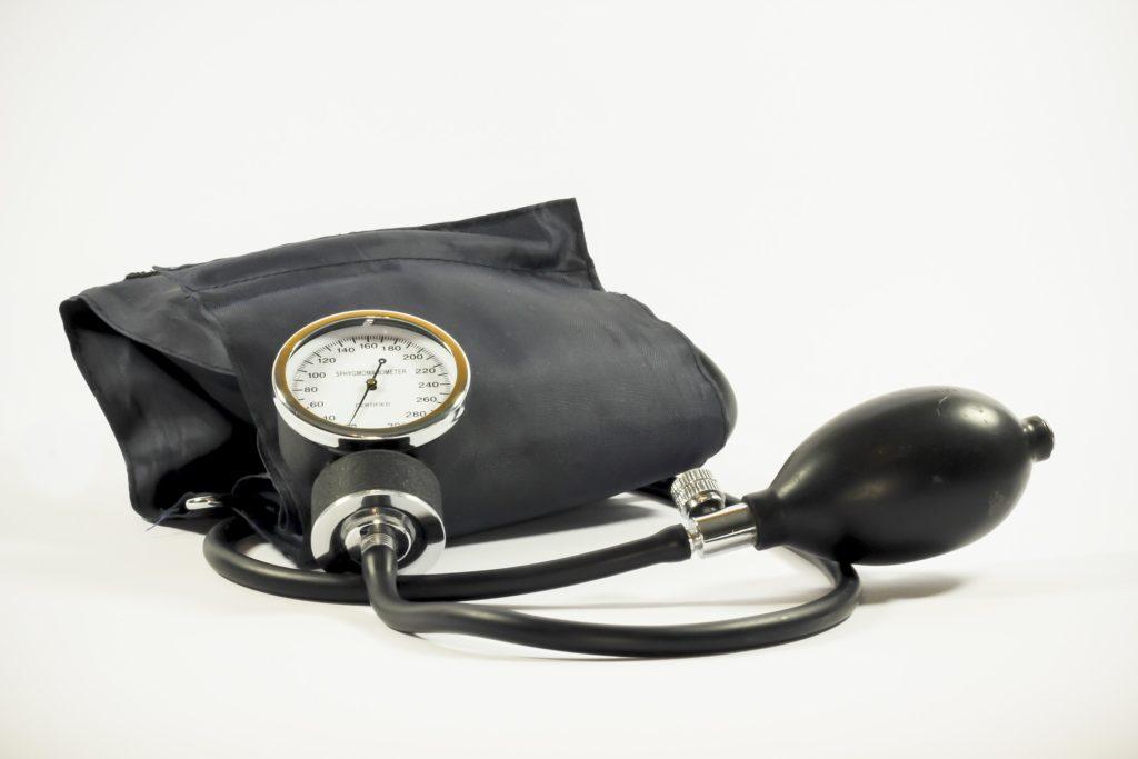 看護に必要な平均血圧値(MAP)!血圧の種類とその意味